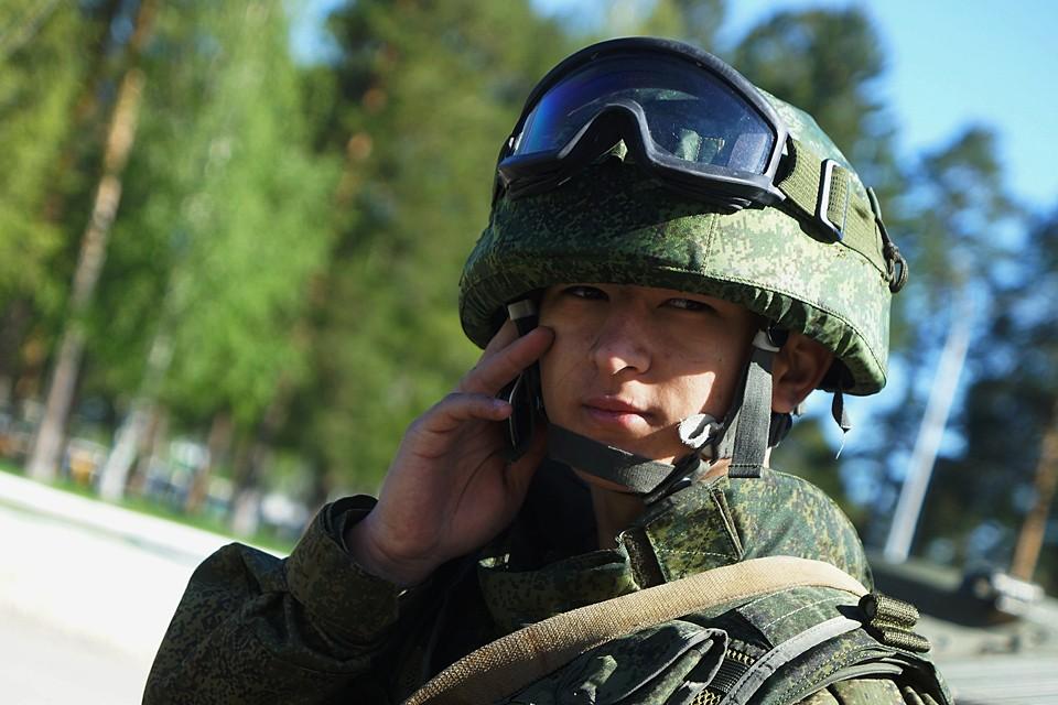 Теперь каждый военнослужащий может получить меню и сделать заказ по телефону