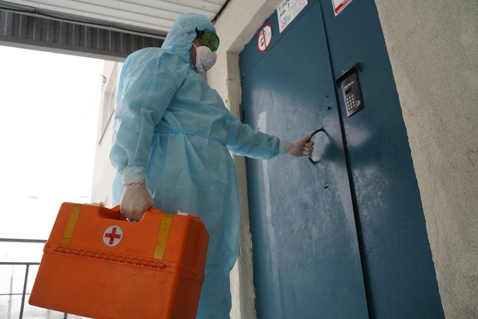 1306 новых случаев COVID-19 за сутки зафиксировали в Москве.