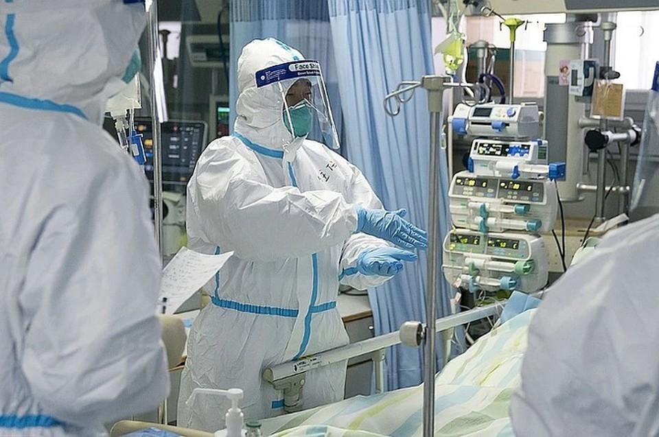 """Медсестра из """"Коммунарки"""" рассказала, насколько коронавирус опасен для наших легких"""