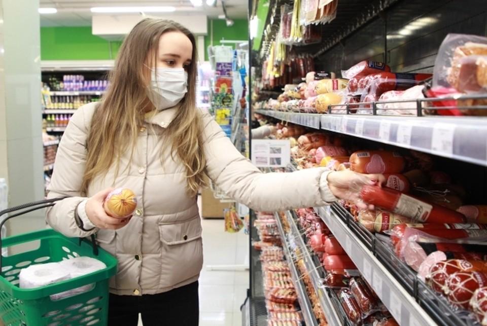 Челябинская область запаслась колбасой на полгода.