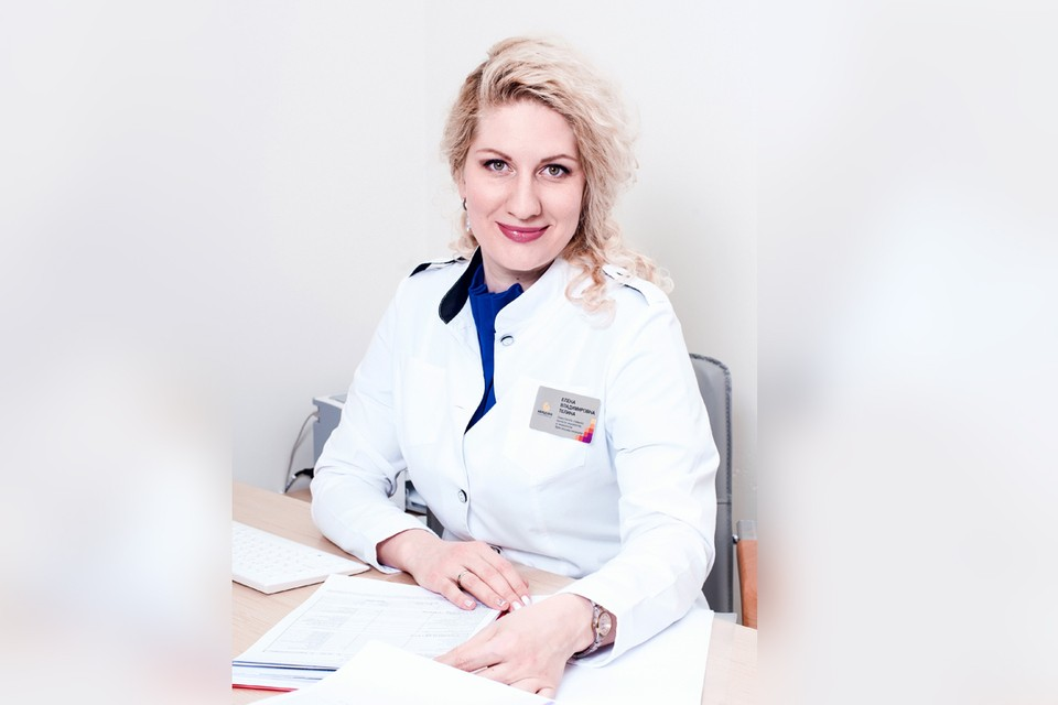 Елена Владимировна Телина, генеральный директор, врач - акушер-гинеколог клинического госпиталя «Авиценна».