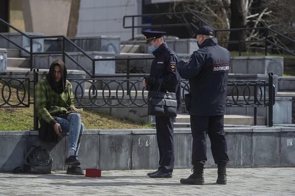 Рейды полиции по выявлению нарушителей проходят уже несколько выходных подряд