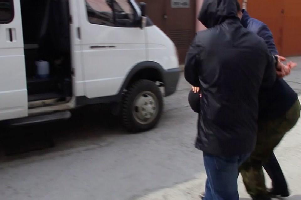 ФСБ предотвратило массовое убийство в учебном заведении Тюменской области. Фото: СО СУ СК РФ