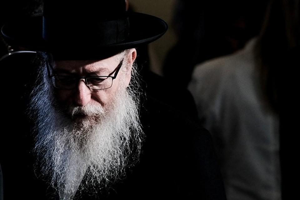 Министр здравоохранения Израиля Яаков Лицман