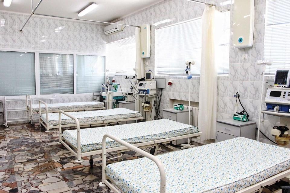 В Клинической больнице имени Миротворцева все готово к приему пациентов с коронавирусом