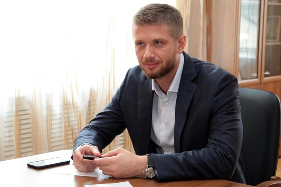 Избран новый спикер Думы Иркутска
