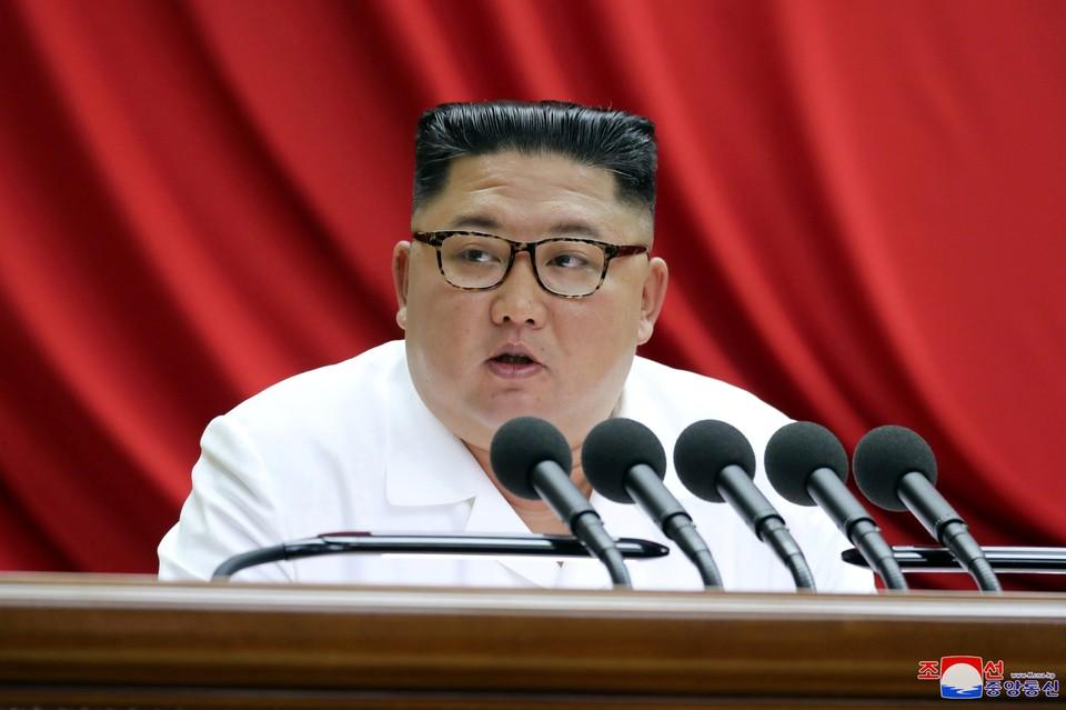 """Ким чен Ын """"исчез"""" почти на полмесяца"""