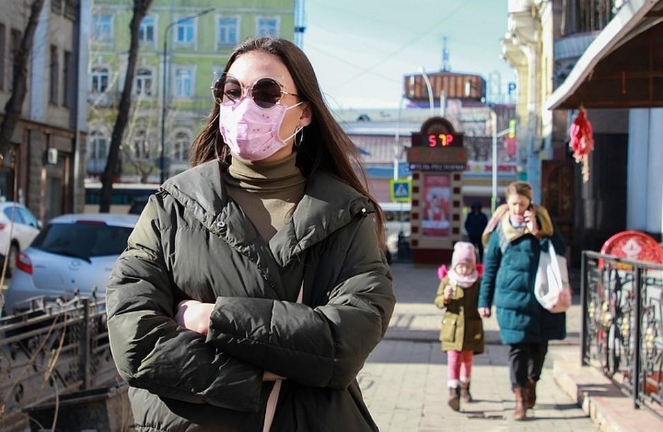 По-прежнему самыми крупными очагами заражения являются: Владивосток и Находка.