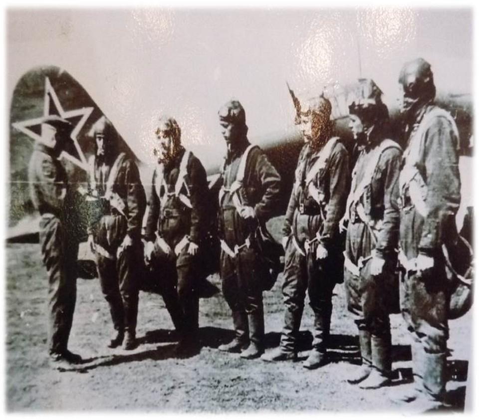 Освоив штурмовики в небе Куйбышевской области, летчики отправлялись на фронт.
