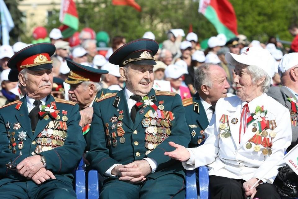 В Минтруда 8 мая подсчитали ветеранов ВОВ. Фото: yandex.by