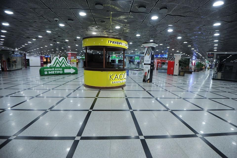 Многие торговые центры не смогут открыться после карантина