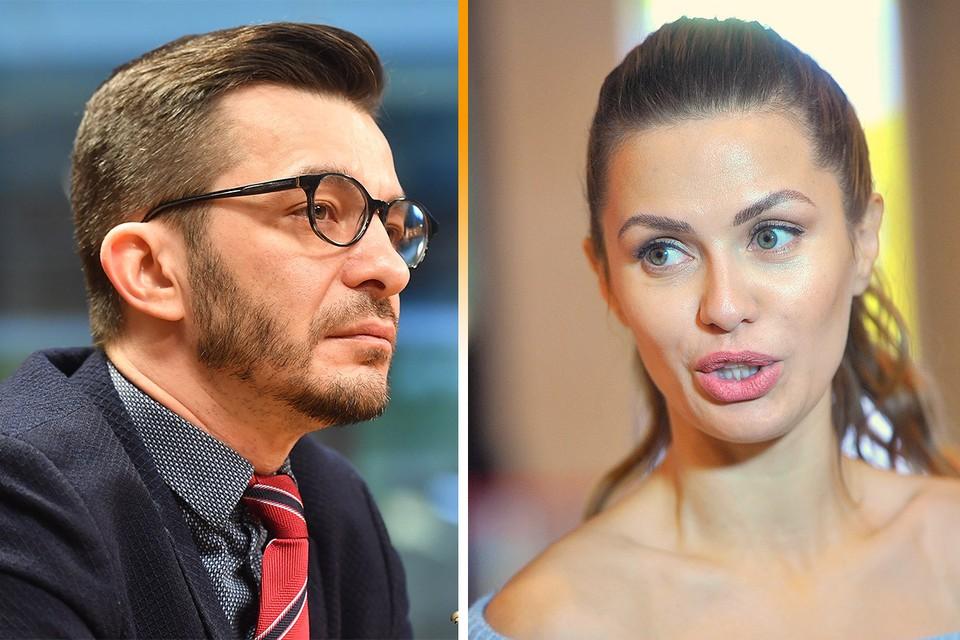 Андрей Курпатов и Виктория Боня обменялись острыми высказываниями.