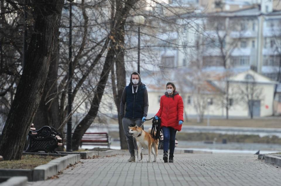 Уральцам могут разрешить гулять в парках и на спортивных площадках.