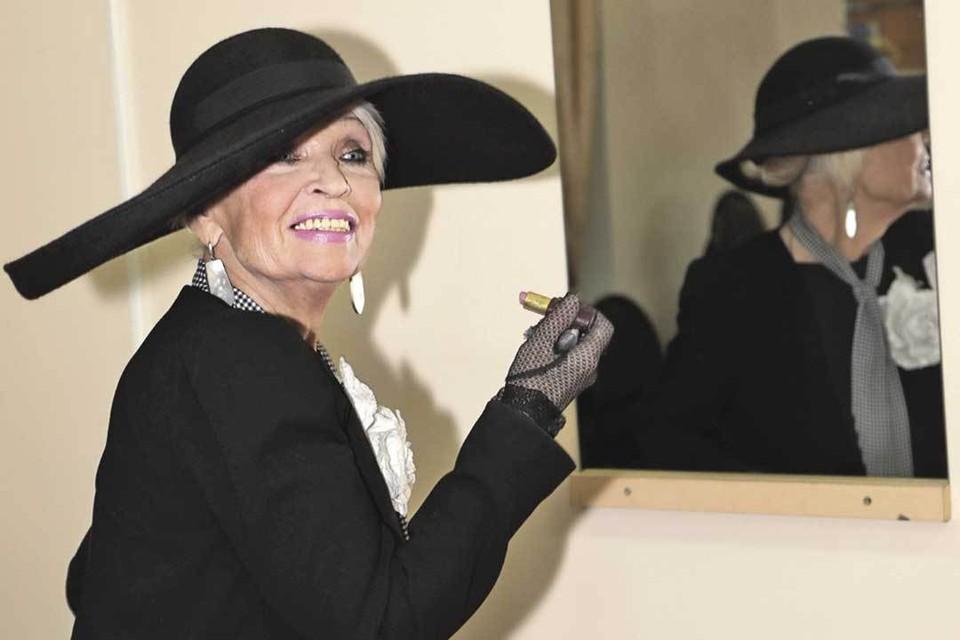 Актриса уверена, что выглядеть красиво можно в любом возрасте.