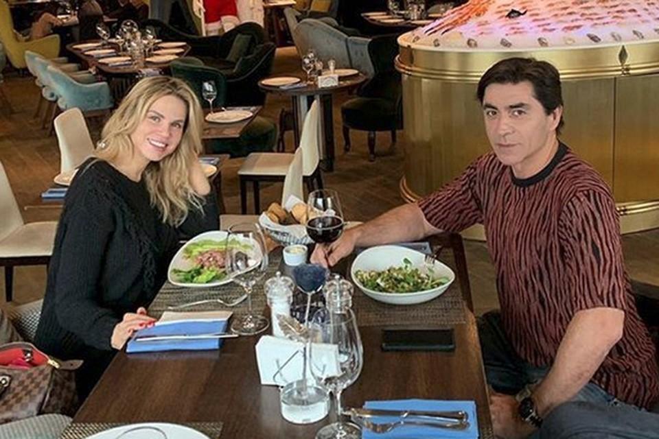 С Ольгой Казаченко Степан познакомился на съёмках ток-шоу