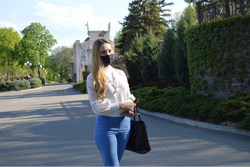 Ношение маски – залог сохранения здоровья