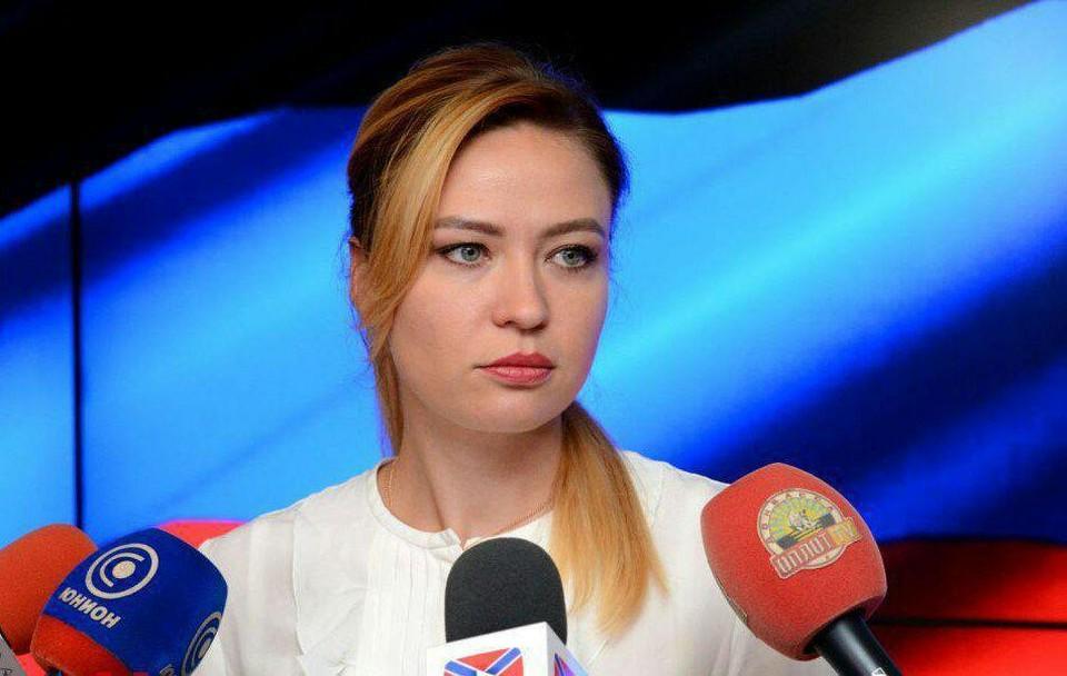 Никонорова: Не считаться с Донбассом не получится. Фото: МИД ДНР