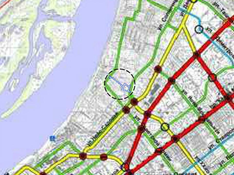 Проект планировки территории вынесут на публичные слушания