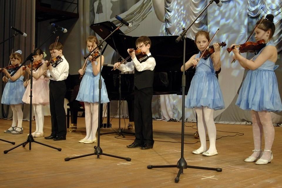 Детская школа искусств Салехарда получила субсидию на новые инструменты Фото: salekhard.org
