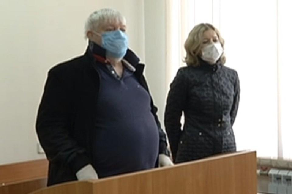 Юрий Цицулина арестовали в зале суда ФОТО: Патруль Тольятти