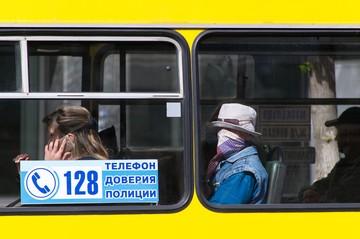 Автобусное сообщение в Крыму возвращается к обычному расписанию