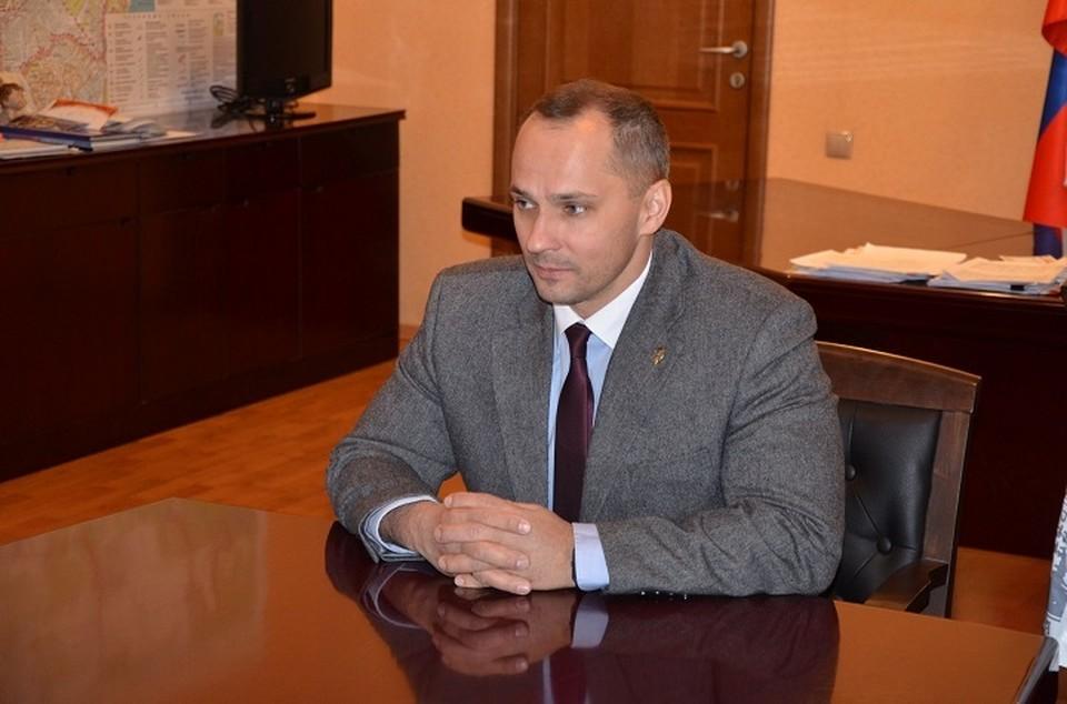 Роман Кравченко рассказал, что реакция мэра Екатеринбурга пока ему неизвестна. Фото: страница Романа Кравченко в соцсети