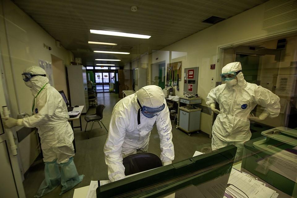 Тем временем, в Дагестан для ликвидации вспышки коронавируса доставили перспективные препараты