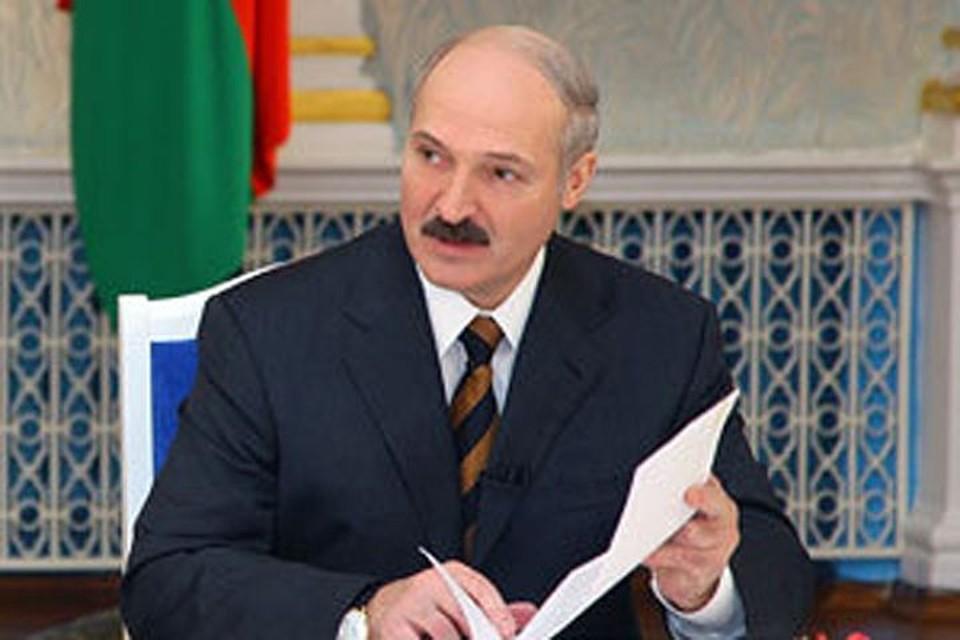 Лукашенко поручил сформировать в Беларуси новое правительство. Фото: belta.by.