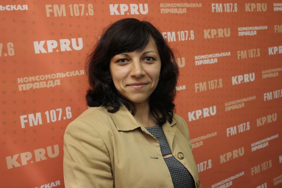 Начальник юридического отдела Кадастровой палаты УР Наталья Дергачева