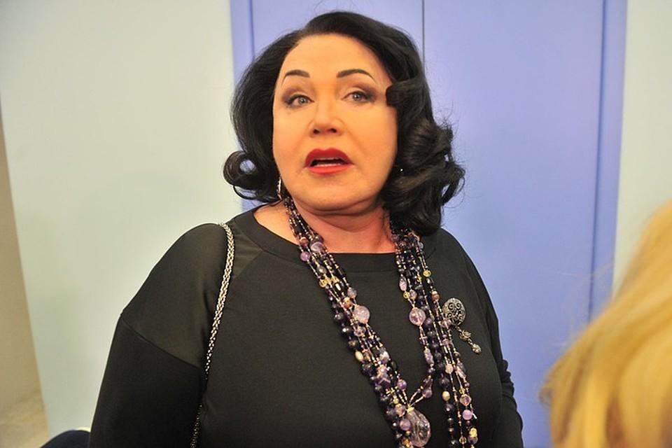 Надежда Бабкина сбросила 30 килограммов.