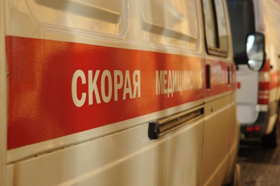 Ребенок проткнул глаз металлическим штырем во дворе дома в Кемерове