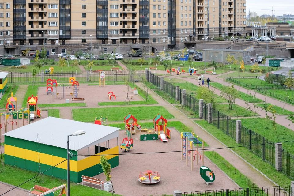 1 июня дежурные группы откроются в 363 детских садах Санкт-Петербурга