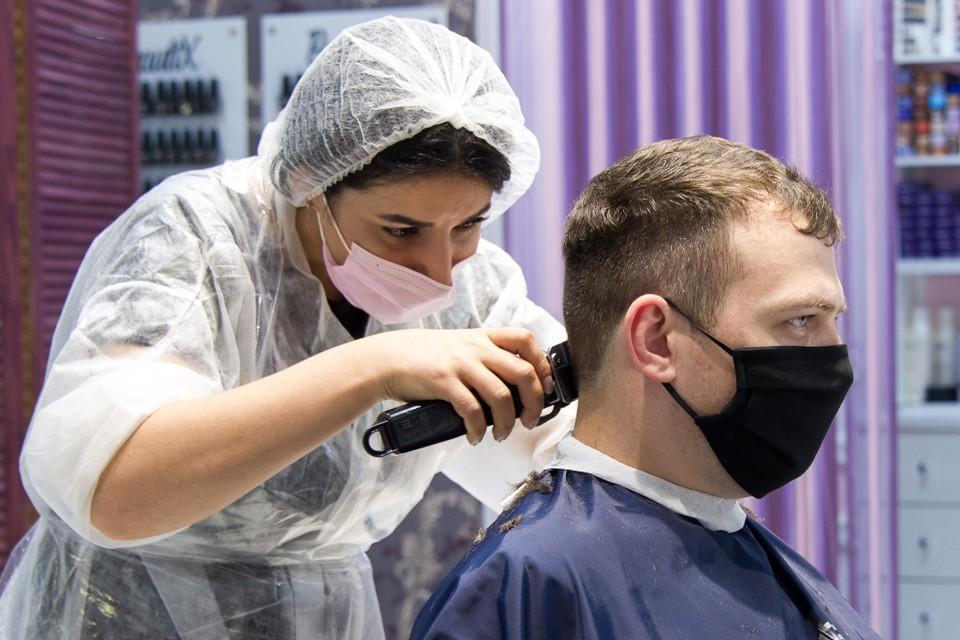 В парикмахерских придется соблюдать ряд требований безопасности.