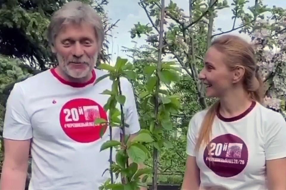 Дмитрий Песков, перенесший коронавирус, за время болезни отрастил седую бороду и обзавелся шевелюрой