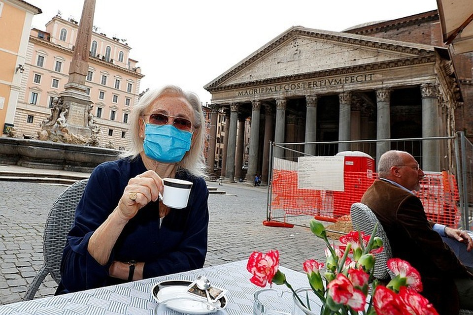 Коронавирус в Италии, последние новости на 2 июня 2020: в июне страна вновь начнет принимать туристов