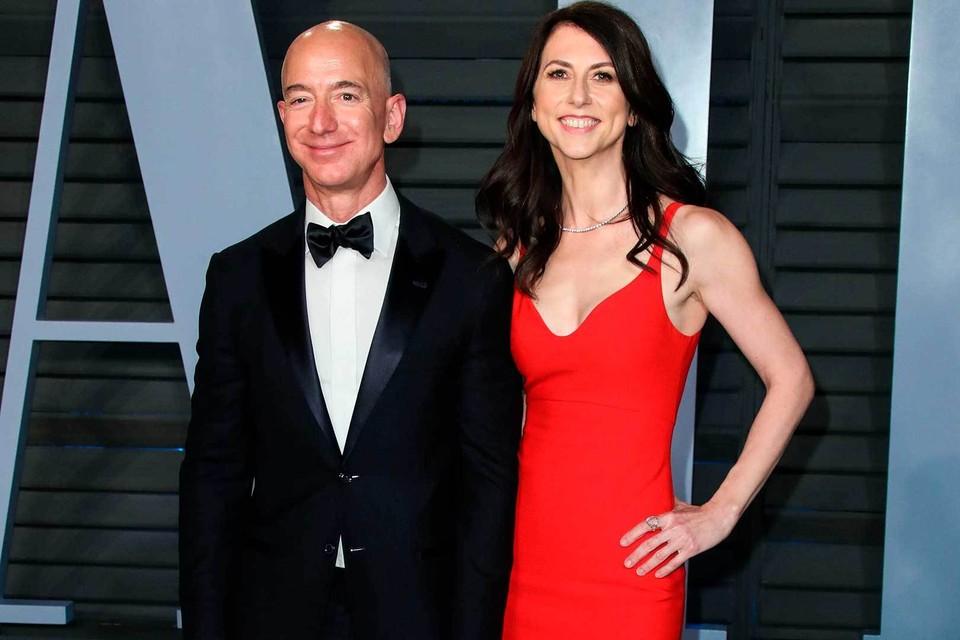 Если бы не развод с супругой Маккензи, Джефф Безос сейчас был бы гораздо богаче.