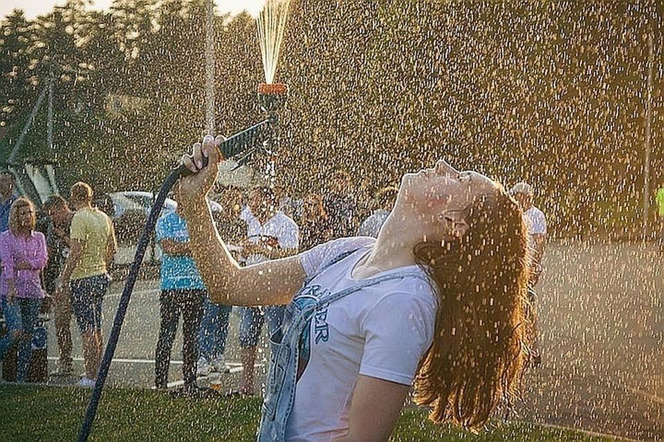 Хорошее лето обещают синоптики в Петербурге. Солнечное и теплое
