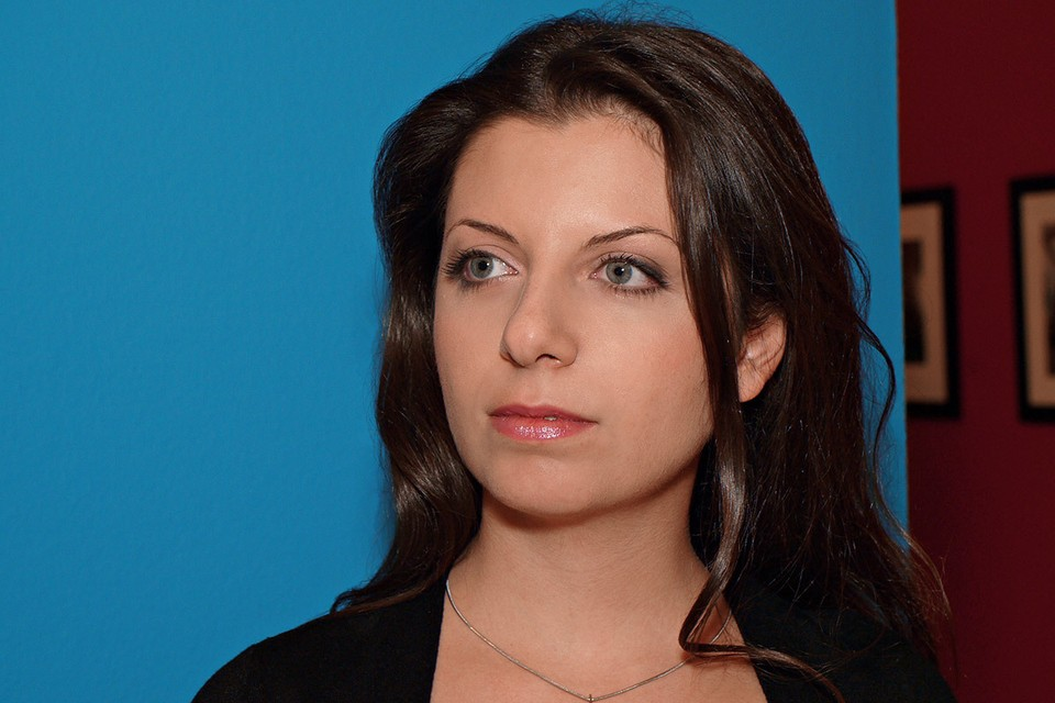 Главный редактор телеканала RT и МИА «Россия сегодня» Маргарита Симоньян.