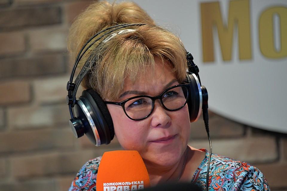 Юлия Норкина скоропостижно скончалась на 54 году жизни