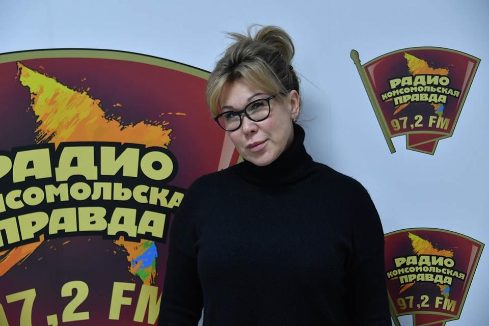 Ушла из жизни Юлия Норкина - журналист, известная радио и телеведущая.