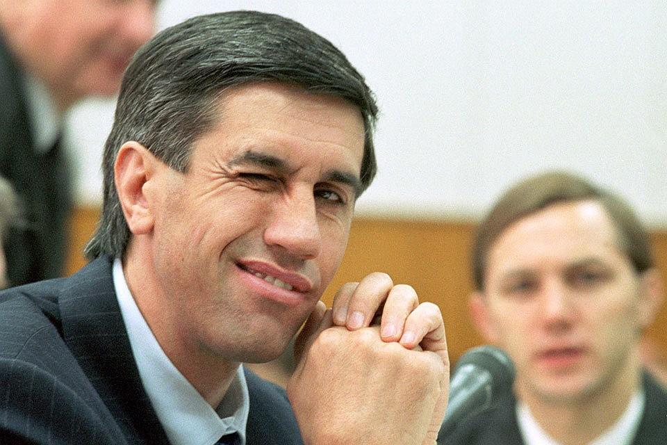 Анатолий Быков - бывший владелец Красноярского алюминиевого завода и депутат.