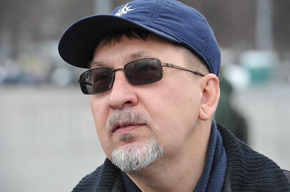 Журналист «КП» Сергей Пономарев.