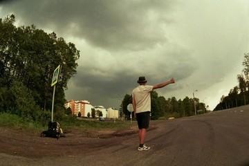 «Переживать за Россию не стоит»: путешественник отправился в «карантинный вояж» из Санкт-Петербурга во Владивосток