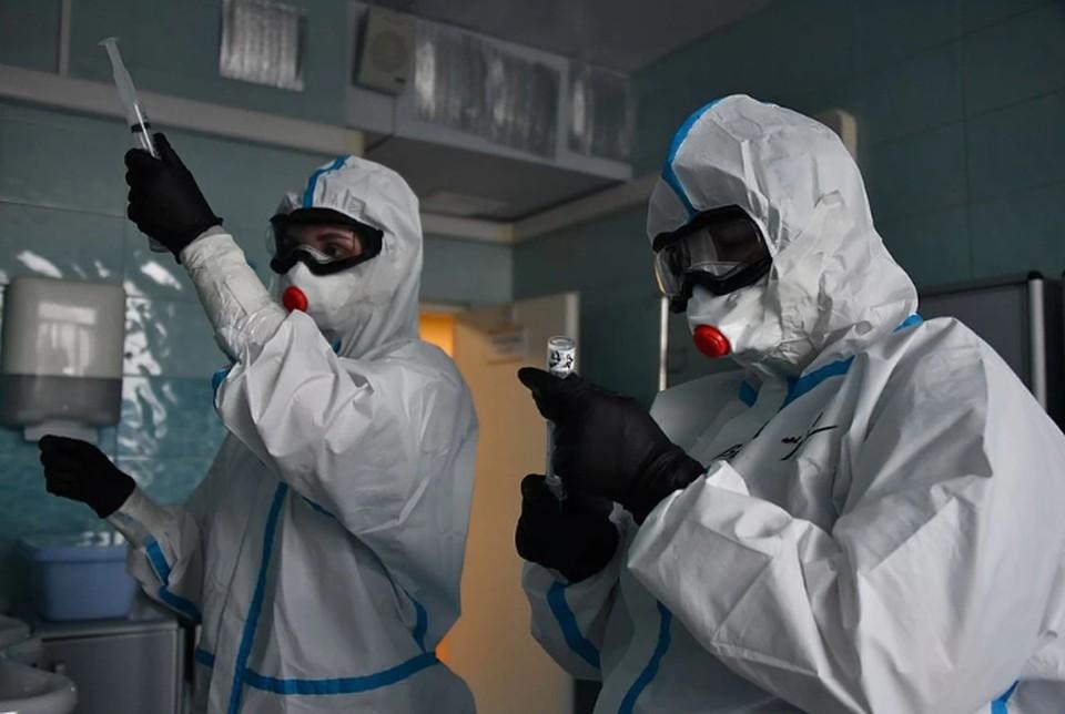 Общее число выявленных больных в регионе за все время пандемии 2360.