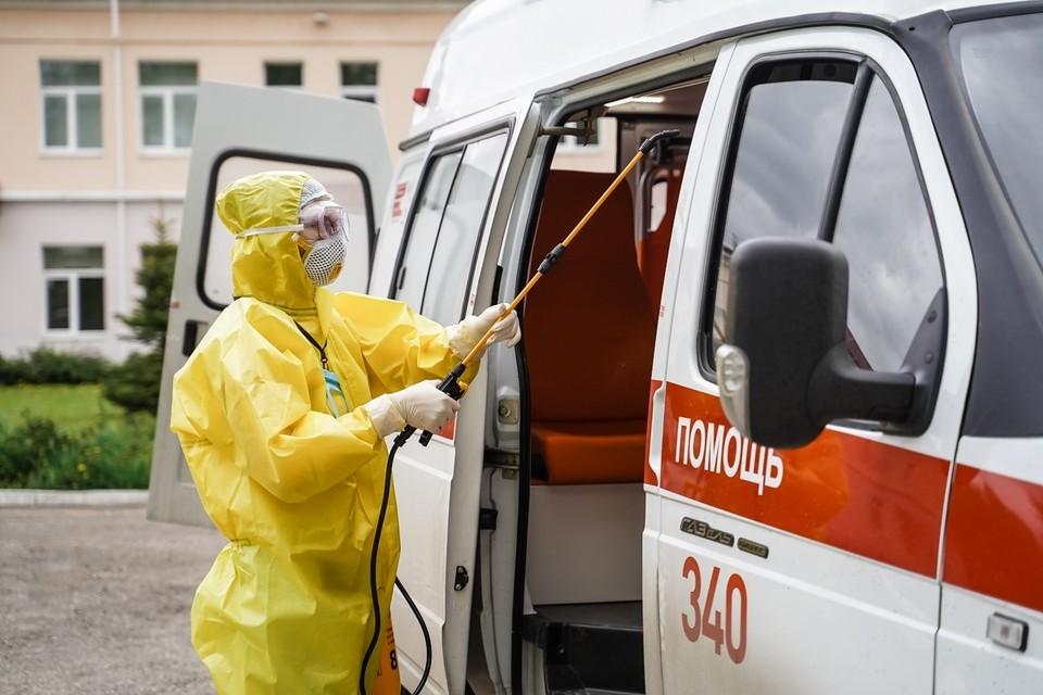 Пока в Самарской области ждут снятия ограничений, медики продолжают свою борьбу