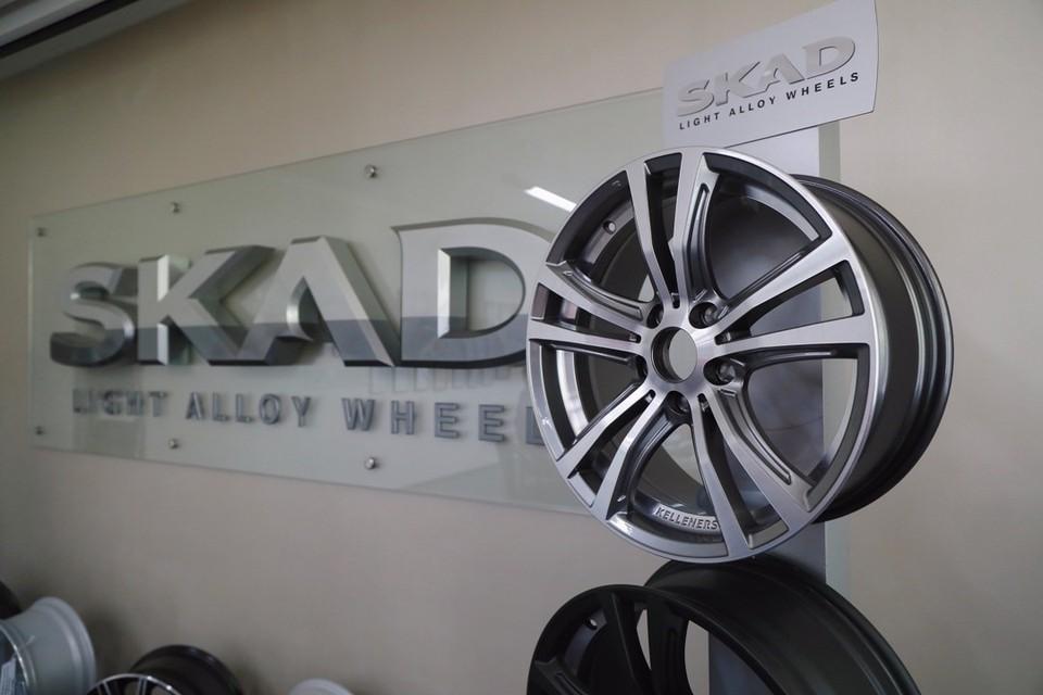 SKAD - приоритетный поставщик Ford Motor Company