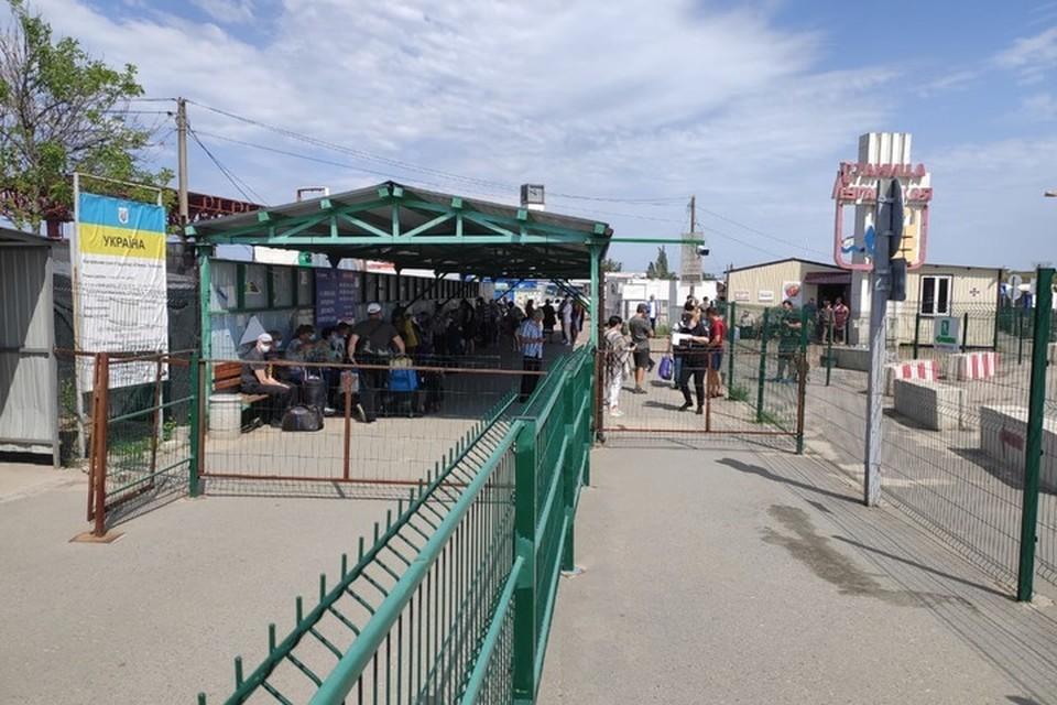 С 19 июня жители ЛНР смогут без ограничений пересекать КПВВ «Станица Луганская» с 7 до 19 часов. Фото: ГПСУ