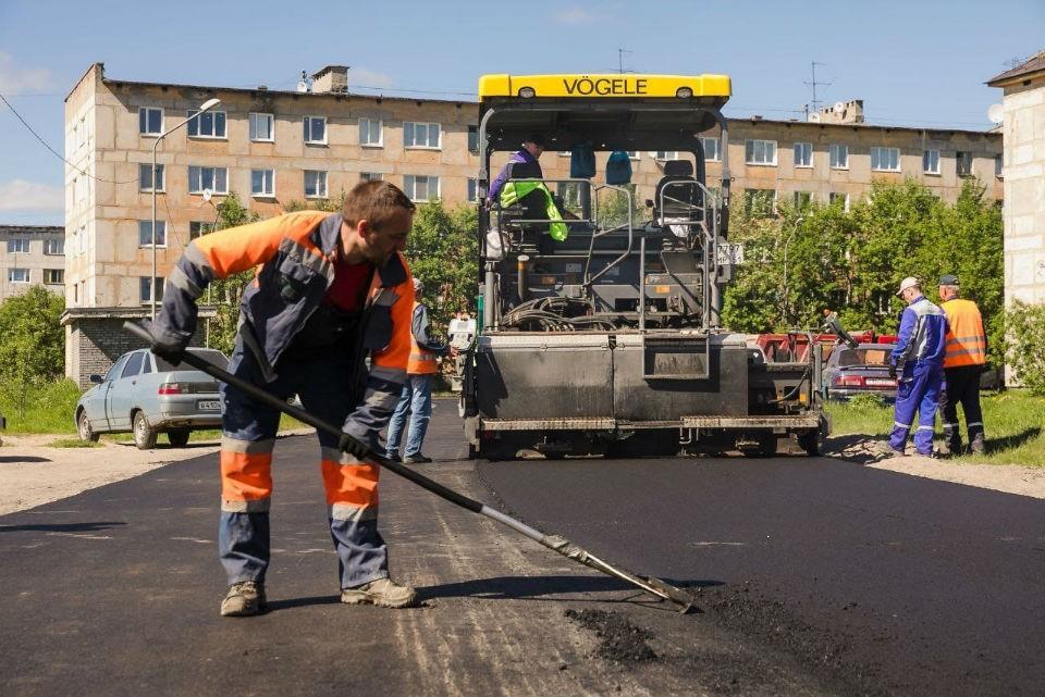 В рамках нацпроекта в Мурманской области этим летом отремонтируют почти 60 километров дорог. Фото: правительство Мурманской области