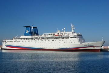 Открытие навигации на Черном море в 2020 году: на теплоходе к замкам и крепостям