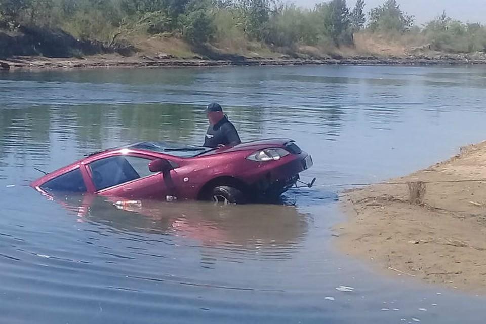 Сибиряк погиб, спасая двух детей из тонущего автомобиля. Фото: СУ СК России по Забайкальскому краю